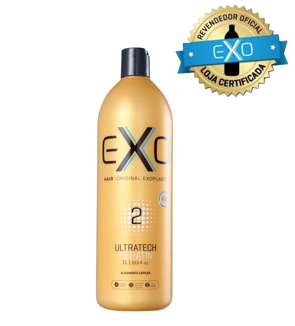 3a158cb1f Comprar Exo Hair Exoplastia Ultratech Keratin Passo 2 - 1 Litro