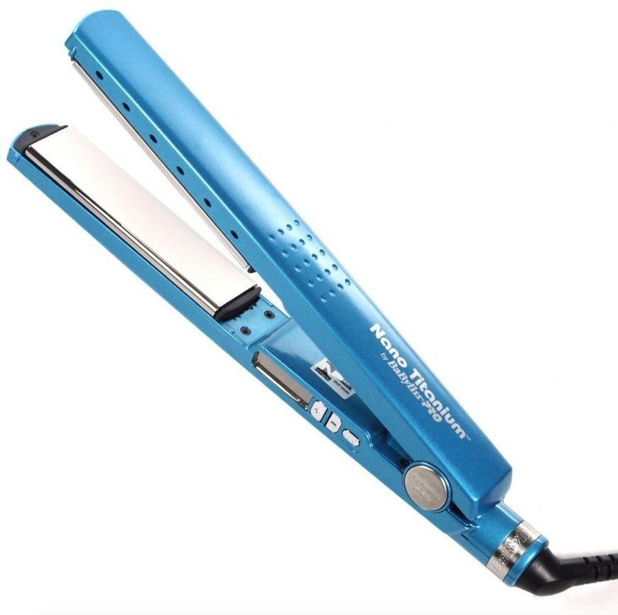 d8e1b4381 Comprar Prancha Babyliss Pro Nano Titanium 220v - Original By Roger