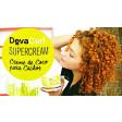 Deva Curl Super Cream Creme De Coco p/ Cachos 250g