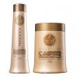 Haskell Mandioca Kit Duo Shampoo 500ml + Mascara 500g