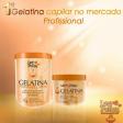 Love Potion Gelatina Hidratante Capilar 1kg