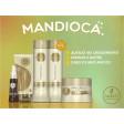 Haskell Mandioca Kit Shampoo + Condicionador + Mascara 1 Litro