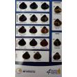 Coloração Poderosacor Probelle 7.3 Louro Dourado S/ Amônia (Grátis OX)
