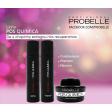 Probelle Kit Pós Química Profissional (kit 3 produtos) - 250ml