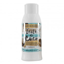 Madamelis Queen Magic Leite de Coco Condicionador 300ml