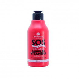 Mascara SOS Banho de Vitaminas Natureza Cosméticos 300ml