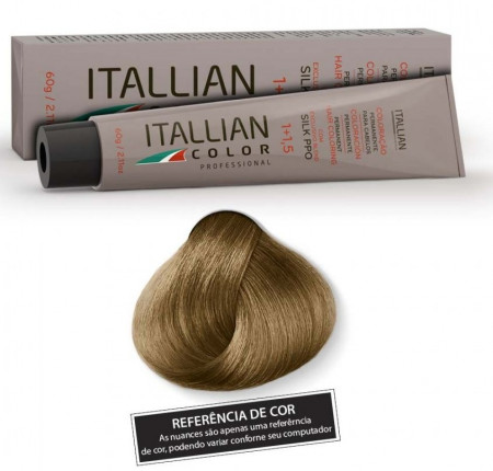 Itallian Color N. 8 Louro Claro