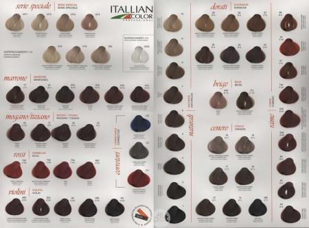 Itallian Color N. 40C Tiziano Claro