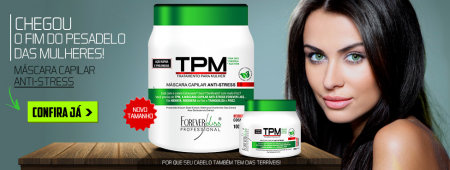 Forever Liss TPM Máscara Anti Stress 1000g