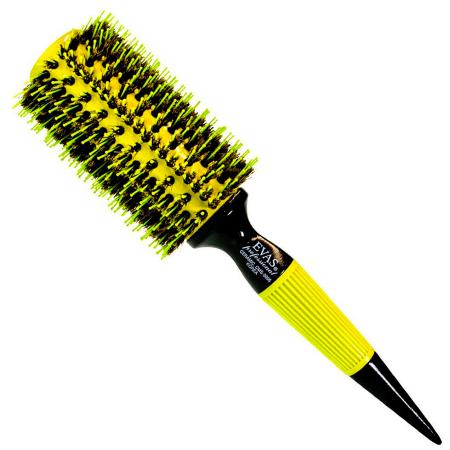 Escova de Cabelo Evas Cerdas Mistas CMS 3006