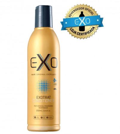Exo Hair Exotrat Nano Condicionador Manutenção 250ml