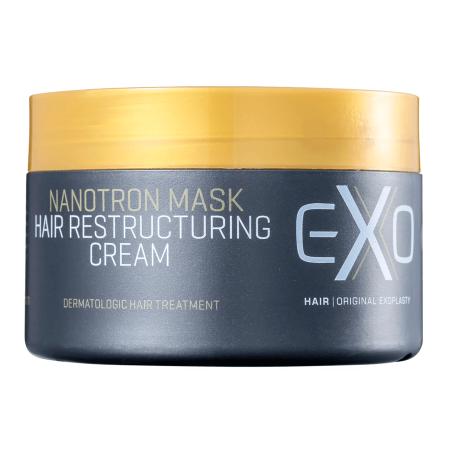 Exo Hair Nanotron Mask Restructuring Cream Mascara Reconstrução - 250g