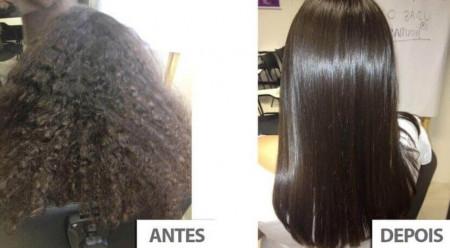 Exo Hair Kit Exoplastia Capilar 2x1 Litro + Exotrat Nano + Brinde 30ml