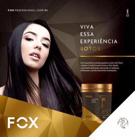 Fox Bt.ox Ultra Condicionante 1kg