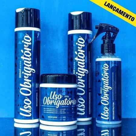 iLike Uso Obrigatório Spray Reconstrutor - 200ml
