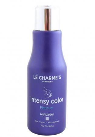 Le Charmes Matizador Juju Intensy Color - Platinum 300ml