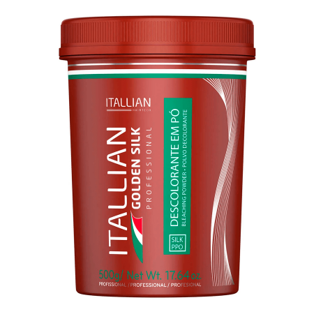 Itallian Pó Descolorante Golden Silk - 500g