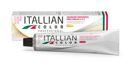 Itallian Color N. 7.4 Louro Cobre (Nova Embalagem)