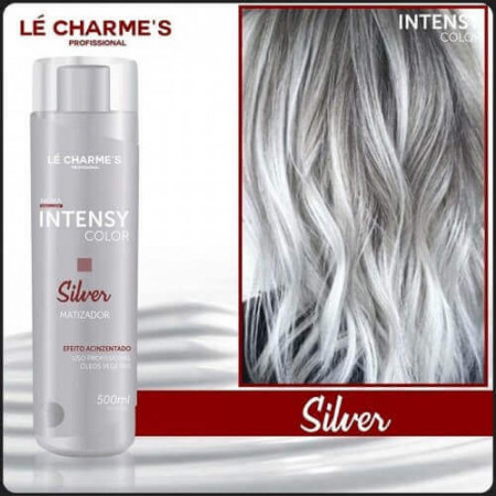 Intensy Color Matizador Juju Le Charmes – Silver 500ml