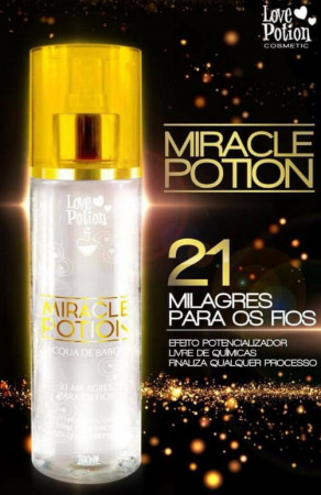 Love Potion Miracle Agua de Babosa