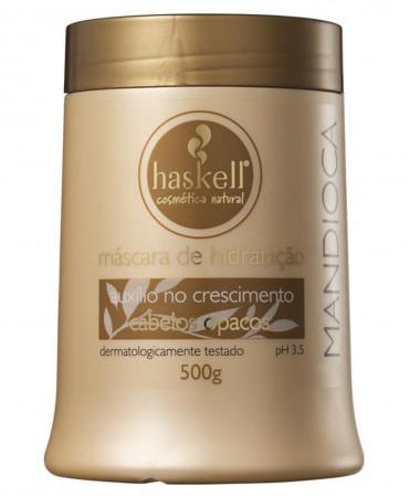 Haskell Mandioca - Máscara de Hidratação 500g