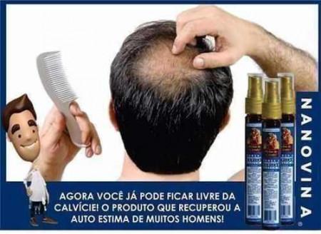 Nanovin A Krina de Cavalo Kit Crescimento Capilar Shampoo + Tônico