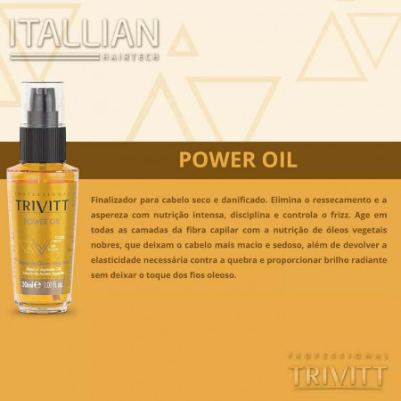Itallian Trivitt Power Oil 30ml