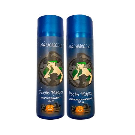 Probelle Kit Poção Mágica Shampoo + Condicionador ( 2x250ml )