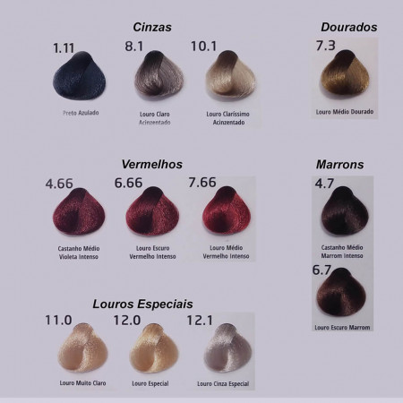 Probelle Coloração Especialista Profissional 12.1 Louro Cinza Especial