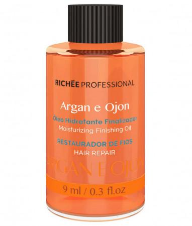 Richée Professional Argan e Ojon - Óleo Capilar 9ml