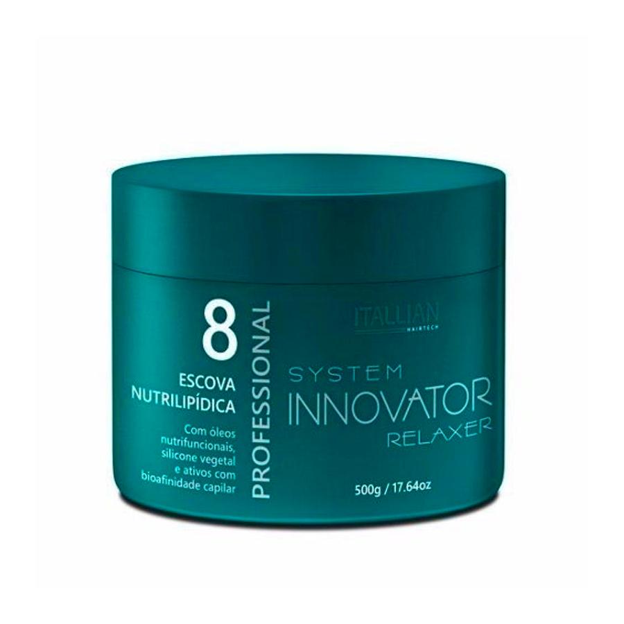 b18486fb3 Escova Progressiva Nutrilipidica Itallian Innovator sem formol - 500g ...