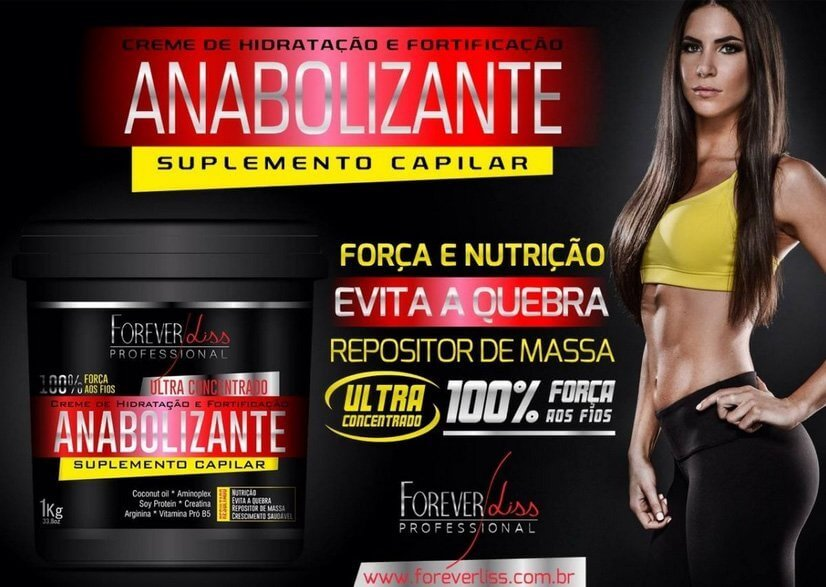 Anabolizante Forever Liss