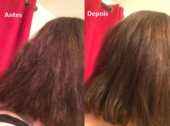 Resultado Antes e Depois