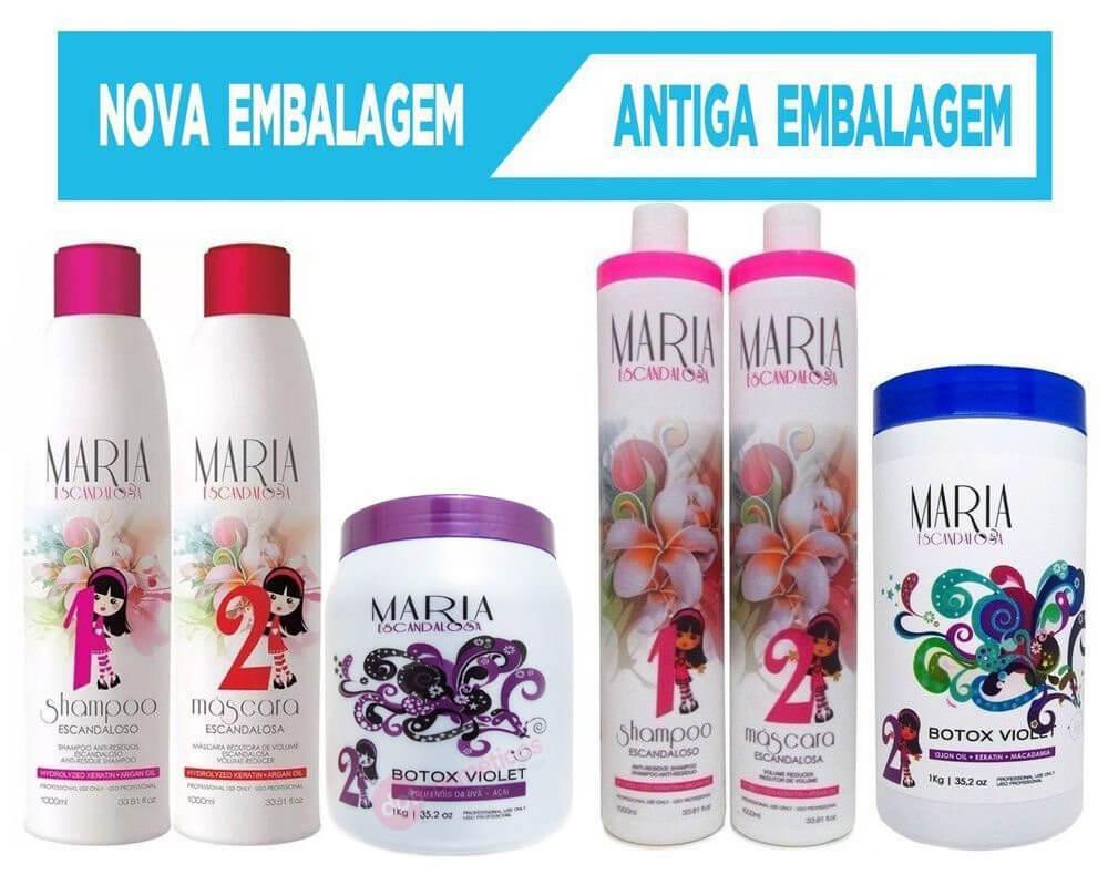 maria + violet