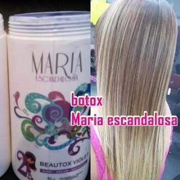 Maria Escandalosa Violet