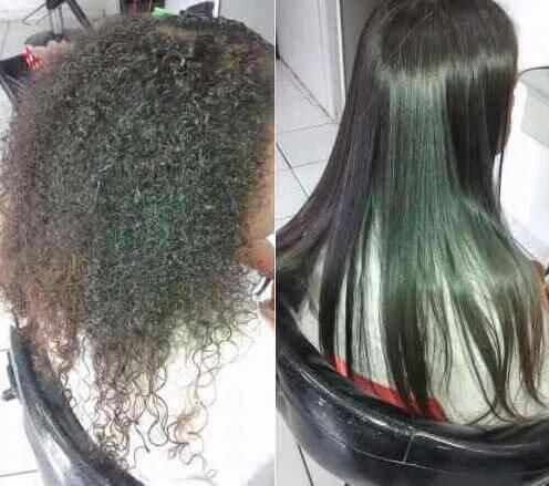 Borabella Antes e depois