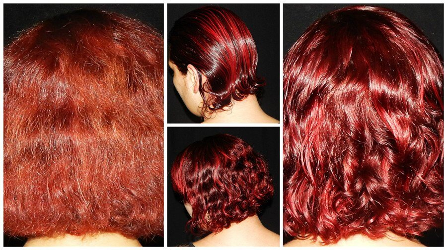 Forever Liss Color Red