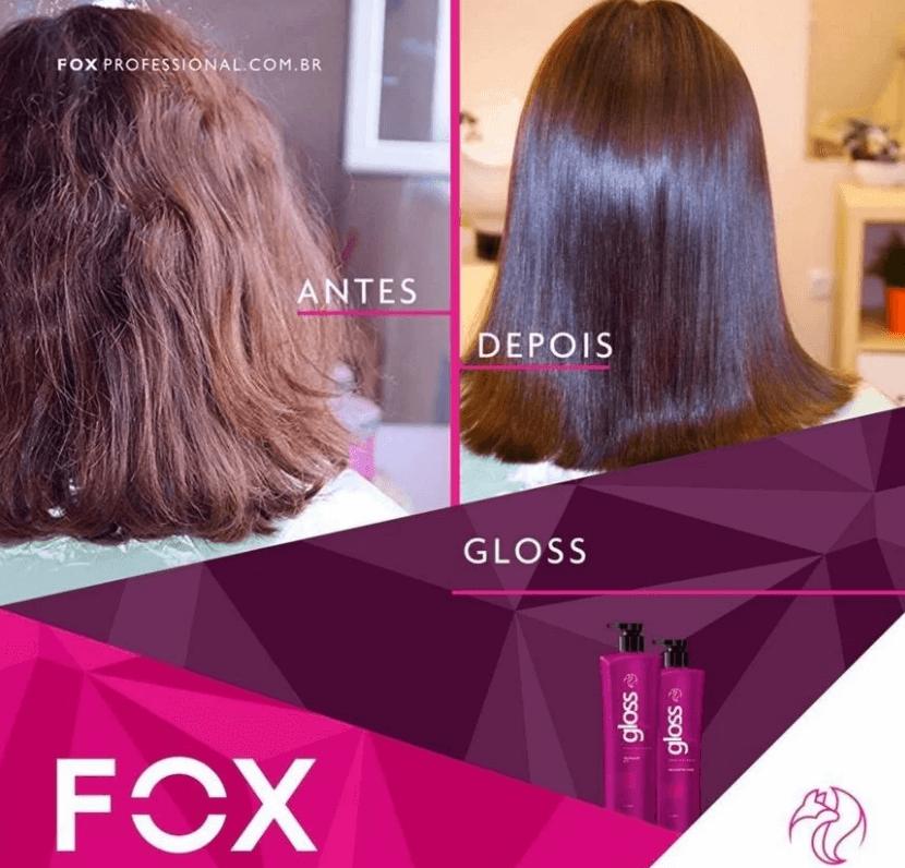 fox gloss