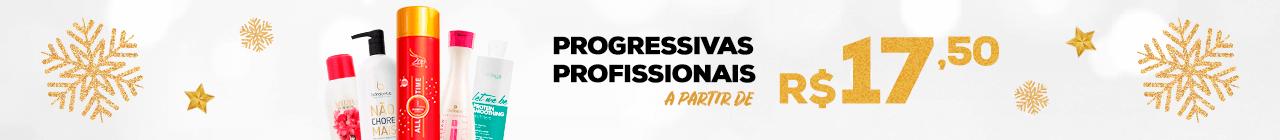 Progressivas | Dotcosmeticos