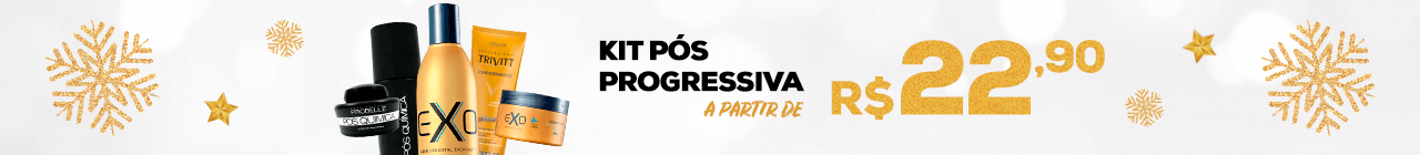 Pós Progressivas | Dotcosmeticos